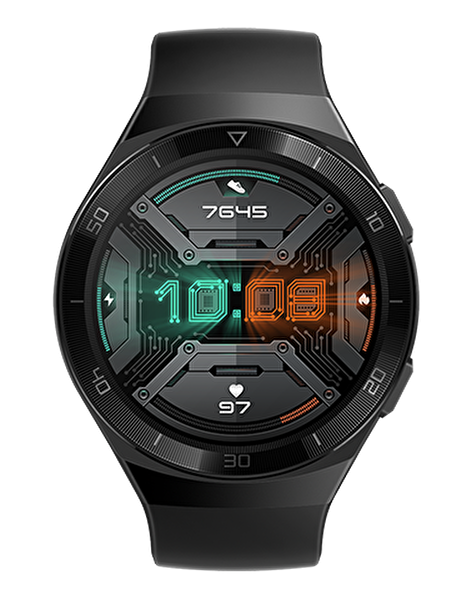 Huawei Watch GT2E Hector-B19S Graphite Black