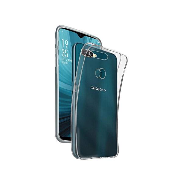 Preo My Case Oppo A12 Telefon Kılıfı Şeffaf