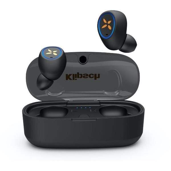 Klipsch S1 True Wireless Kablosuz Kulak İçi Bluetooth Kulaklık Siyah