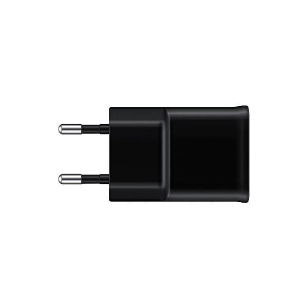 Samsung TA12 Micro USB Seyahat Şarj Aleti Siyah