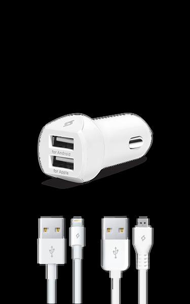 Ttec Speedcharger Duo Çakmak Şarj Cihazı Çift Usb 3.1A Unıversal