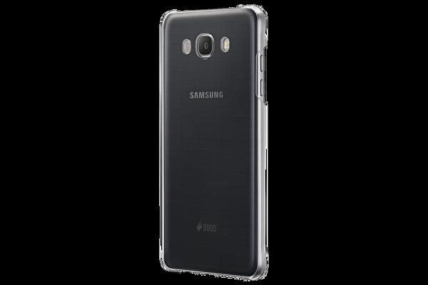 Samsung Galaxy J7(2016)  Cep Telefonu Kılıfı Şeffaf