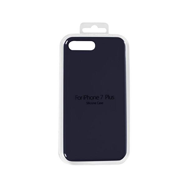 Vpw Srp-49 iPhone 7 Plus Sılıcone Kılıf Gece Mavisi