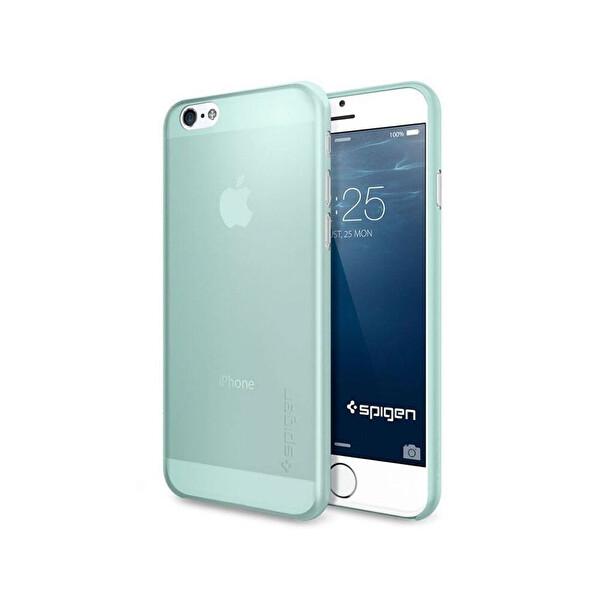 Spigen iPhone 6/6S Air Skin Mınt Cep Telefonu Kılıfı
