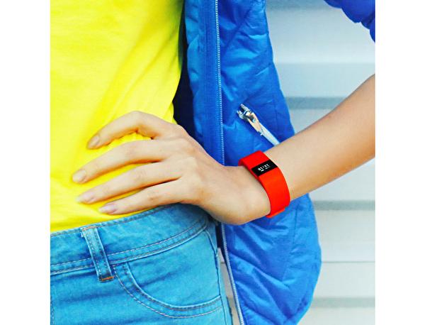 Preo P Watch Lite Kırmızı Akıllı Bileklik