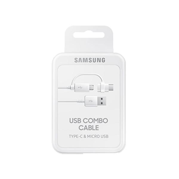 Samsung Usb Veri Kablosu Beyaz