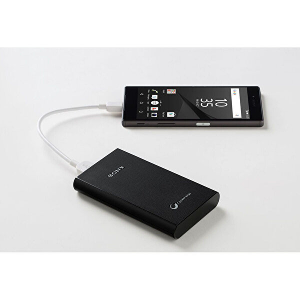 Sony CP-E6BC Taşınabilir Şarj Cihazı 5800Mah Siyah
