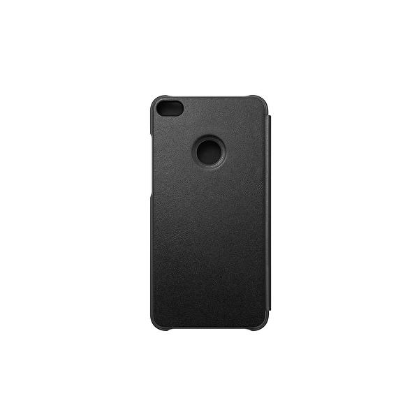 Huawei P9 Lite 2017 Flip Kapak (Siyah)