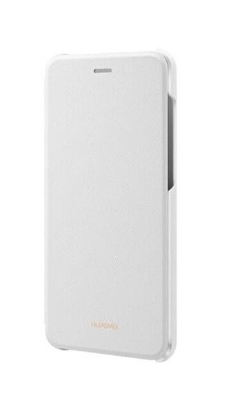 Huawei P9 Lite 2017 Flip Kapak (Beyaz)