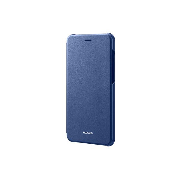 Huawei P9 Lite 2017 Flip Kapak (Mavi)