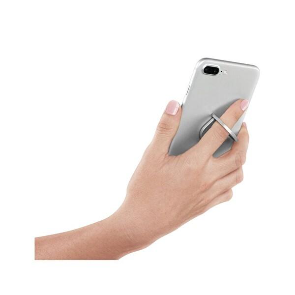Ttec Magicring 3'ü 1 Arada Telefon Yüzüğü Gümüş