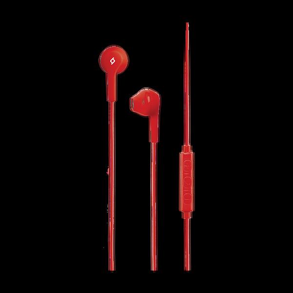 Ttec Rio Mikrofonlu Kırmızı Kulak İçi Kulaklık