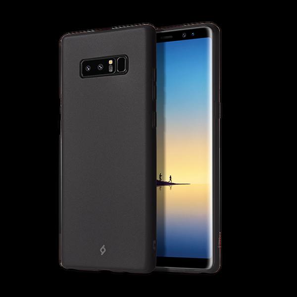 TTEC Airflex Note 8 Siyah Cep Telefonu Koruma Kılıfı