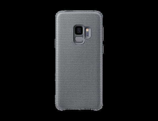 Samsung S9 Hiper Knit Kılıf Gri