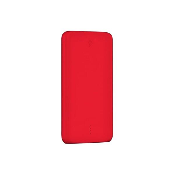 Ttec Powerslim 10.000 Mah Kırmızı Powerbank