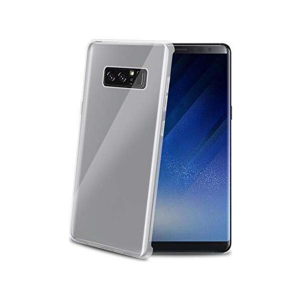 Celly GelSkin674 Galaxy Note 8 Şeffaf Kılıf