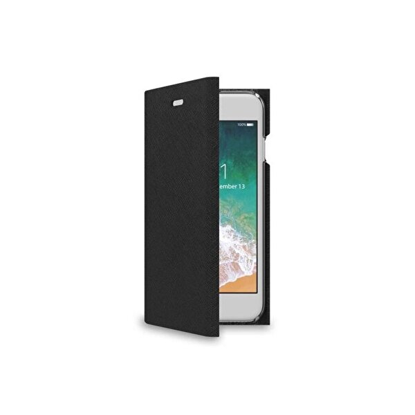 Celly Shell800Bk iPhone 7/8 Kılıf Siyah