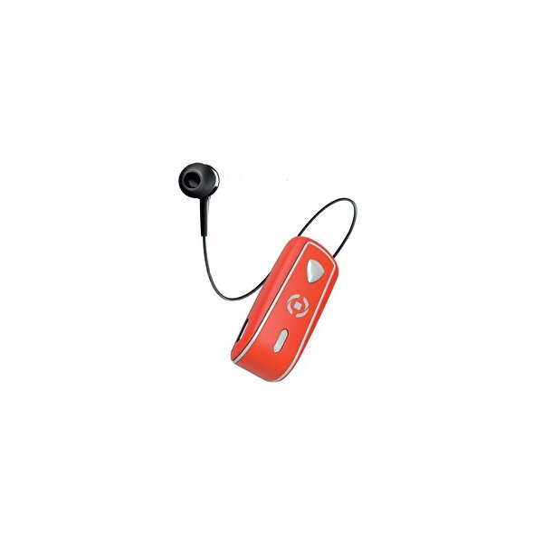Celly Makaralı Bluetooth Kulaklık Kırmızı