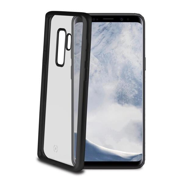 Celly Lasermatt Samsung Galaxy S9 Plus Siyah Kılıf