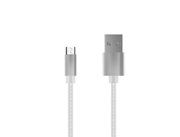 Preo My Mobile mmu07 Beyaz Micro Usb Kablo - 2Mt