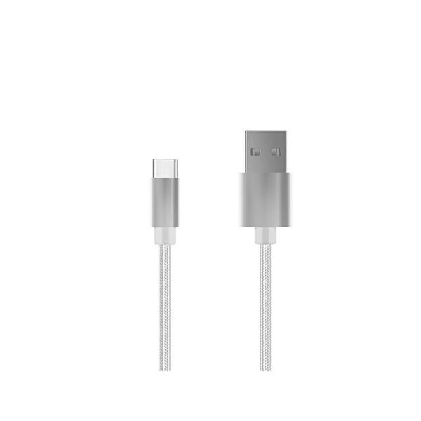 Preo My Mobile mmu09 Beyaz Type-C Kablo - 2Mt