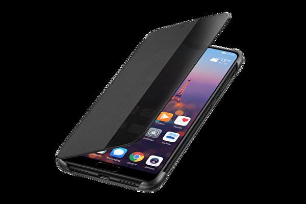 Huawei 51992399 Emily P20 Akıllı Kılıf Siyah