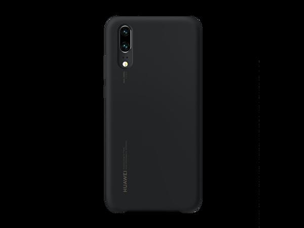 Huawei 51992365 Emily P20 Silikon Kılıf Siyah