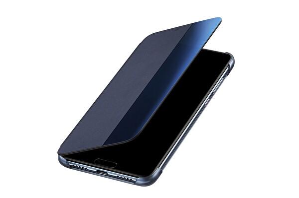 Huawei 51992368 Charlotte-P20 Pro Akıllı Kapak Mavı