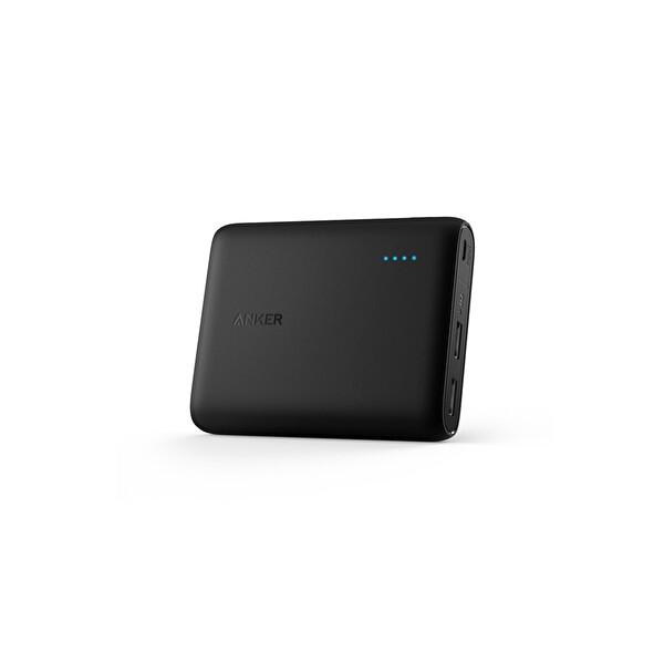 Anker Powercore 10400 Mah Siyah Taşınabilir Şarj Cihazı (2 Port)