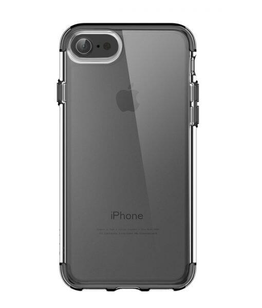 Anker Slimshell Apple iPhone 7/8 Plus Siyah Koruyucu Silikon Kılıf