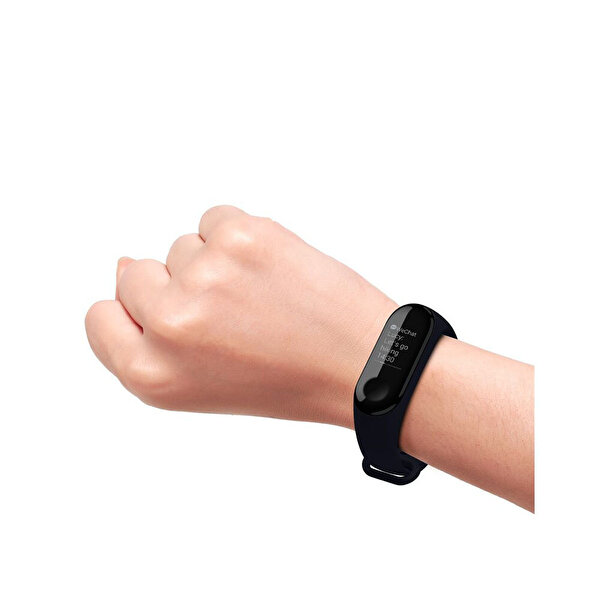 Xiaomi Mi Band 3 Siyah Akıllı Bileklik