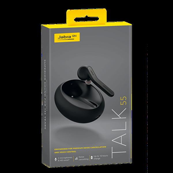 Jabra Talk 55 Siyah EMEA Pack Bluetooth Kulaklık