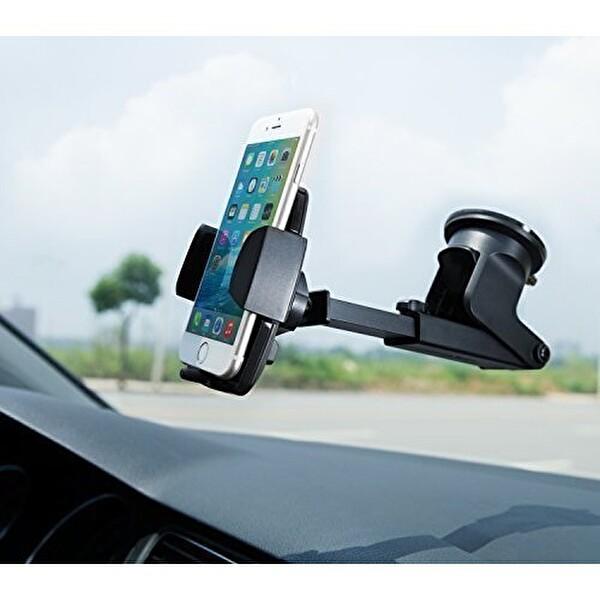 Anker Araç İçi Cam ve Torpido Üzeri Telefon Tutucu