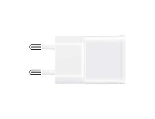 Samsung TA20 Micro Usb Hızlı Seyahat Şarj Aleti Beyaz