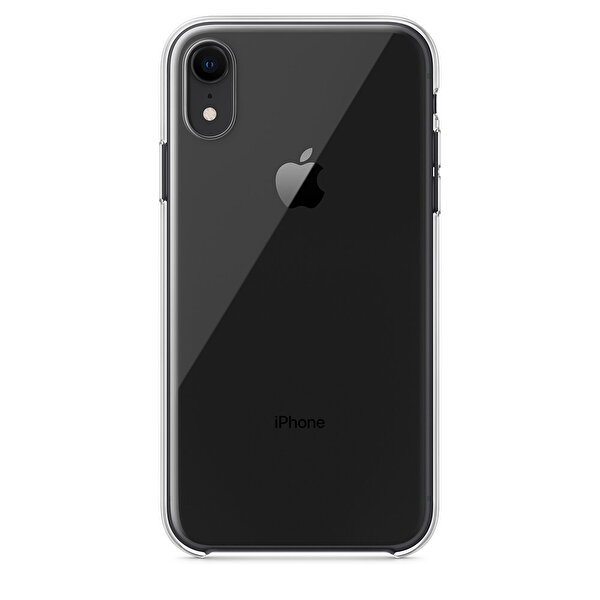 Apple iPhone XR Şeffaf Kılıf (MRW62ZM/A)