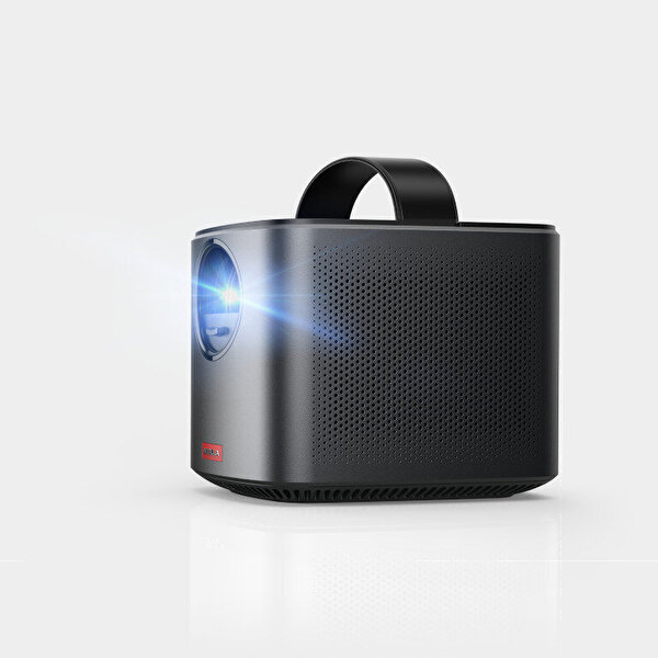 Anker Nebula Mars II D2322 Akıllı Taşınabilir WiFi Kablosuz Projeksiyon Cihazı TV Box Hoparlör Siyah