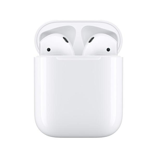 Apple Airpods Mv7N2Tu/A 2. Nesil Bluetooth Kulak İçi Kulaklık Ve Şarj Kutusu  OUTLET