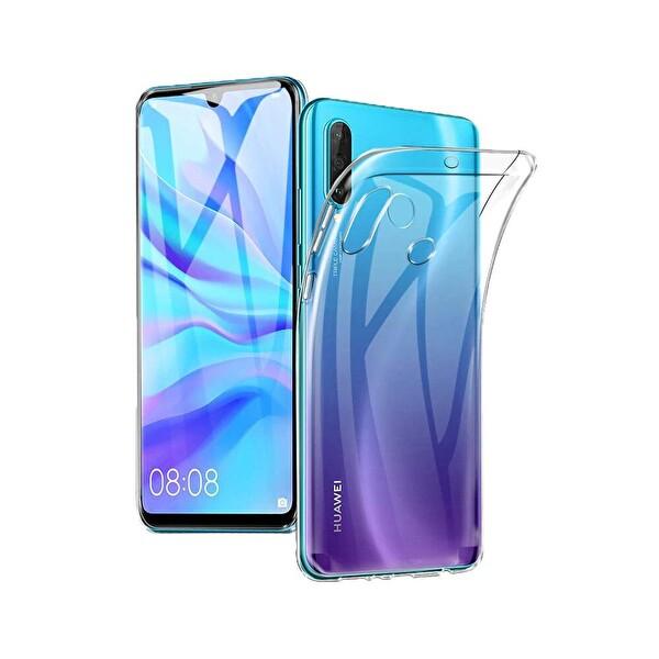 Preo My Case Huawei P30 Lite Şeffaf Telefon Kılıfı