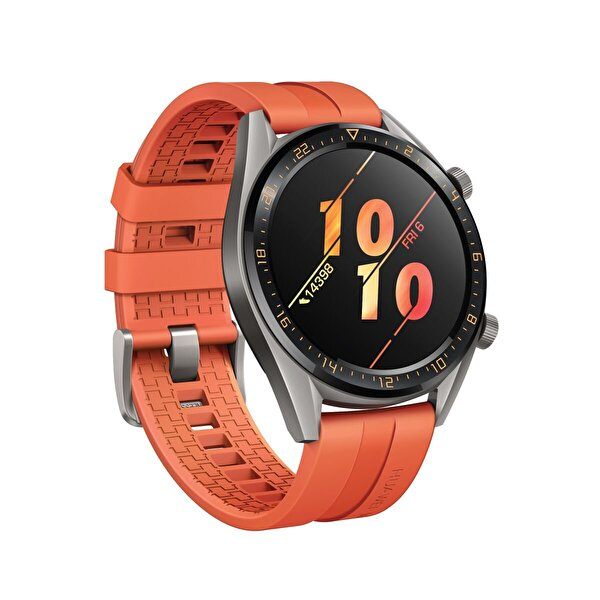 HUAWEI WATCH GT B19R FORTUNA ACTIVE TURUNCU ( OUTLET )