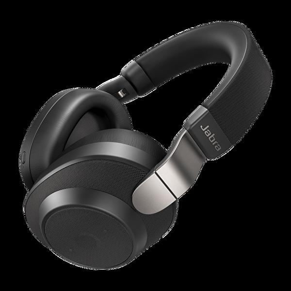 Jabra Elite 85h Aktif-Pasif Gürültü Önleyici Kulak Üstü Bluetooth Kulaklık Titanium Black