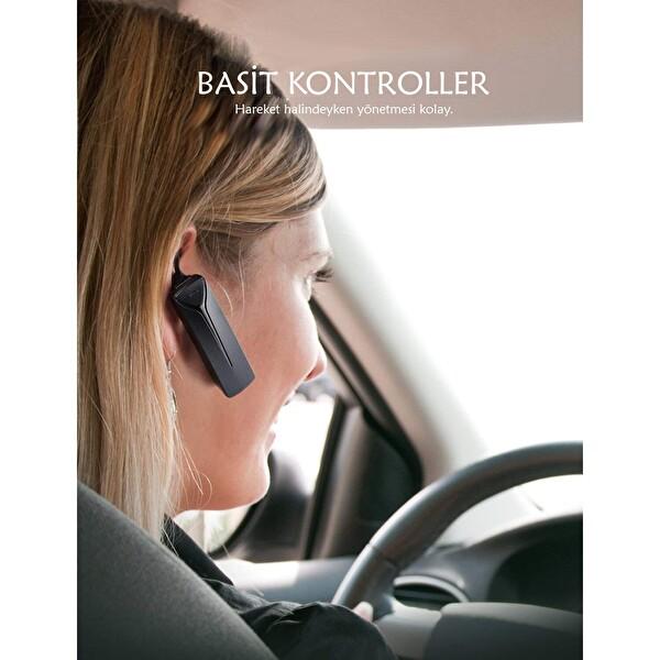 Anker Soundbuds Mono Bluetooth Kulaklık - A3701011