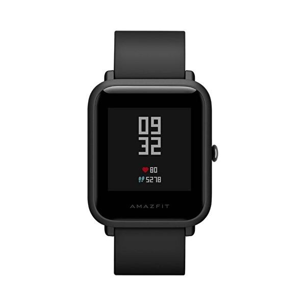 Xiaomi Amazfit Bip Bluetooth Nabız GPS Akıllı Saat - Siyah