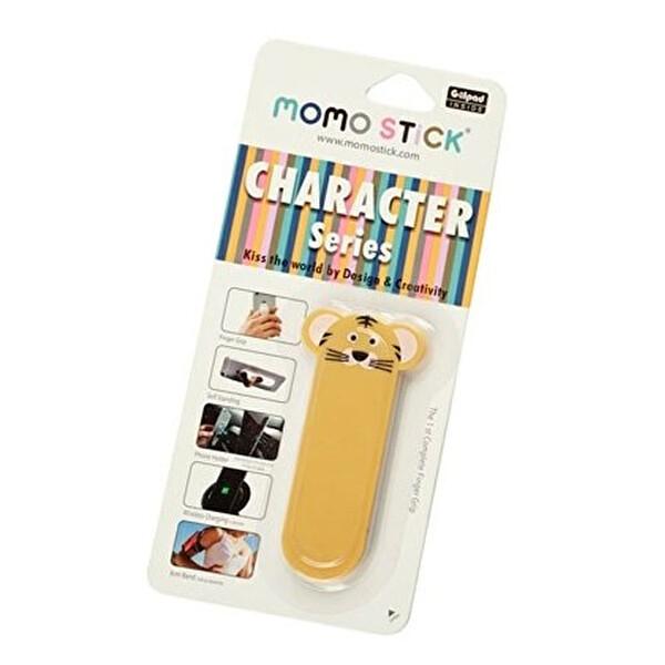 Momostick B-CH-02 Fonksiyonel Telefon Tutucu (Kahve)
