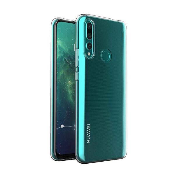 Preo My Case Huawei Y9 Prime 2019 Şeffaf Telefon Kılıfı