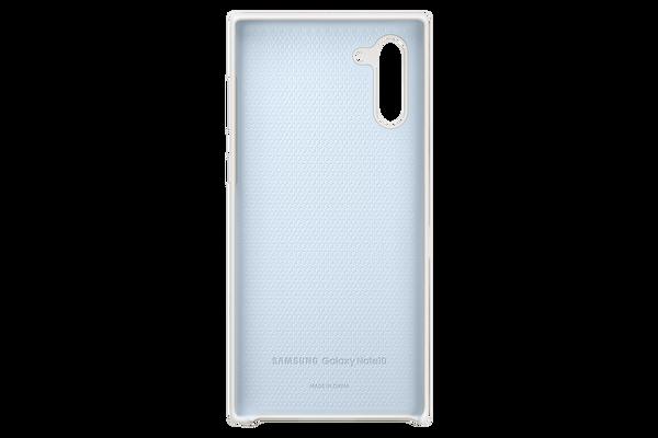 Samsung Galaxy Note 10 Silikon Kılıf - Beyaz