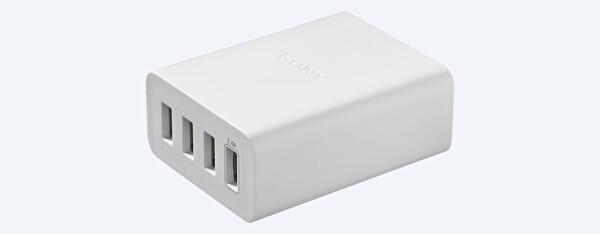 Sony CP-AD2M4WC 4 Port 6V Usb Universal Masaüstü Çoklu Şarj Ünitesi