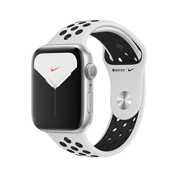 APPLE WATCH NIKE SERİES 5 44MM SİLVER ( TESHIR )