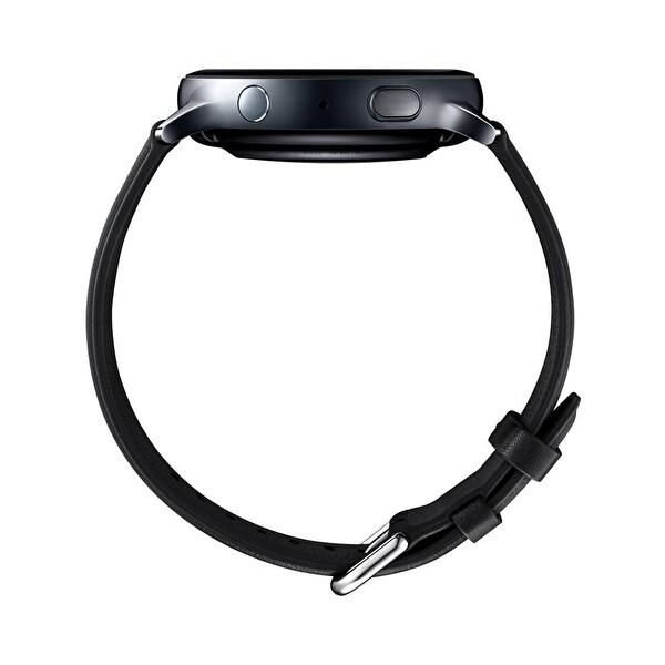 Samsung Galaxy Watch Active 2 Paslanmaz Çelik 44mm Black Akıllı Saat