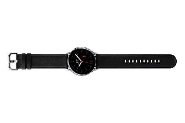 Samsung Galaxy Watch Active 2 40mm Paslanmaz Çelik Gümüş Akıllı Saat