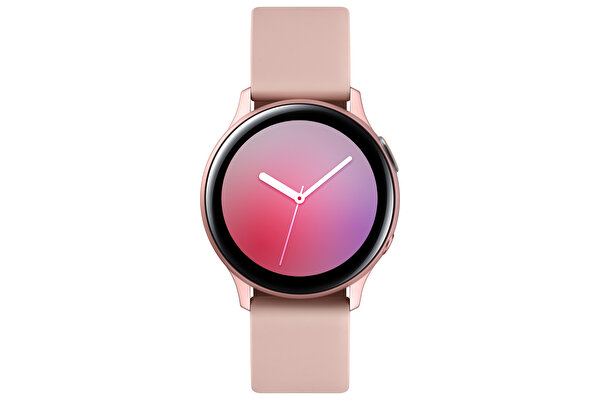 SAMSUNG GALAXY WATCH ACTIVE 2 ALUMINYUM 40mm GOLD AKILLI SAAT ( TESHIR )